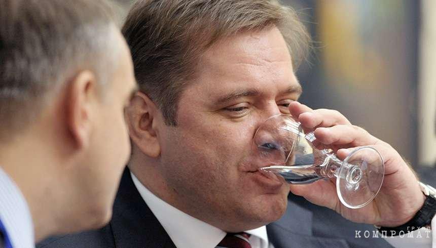 Экс-министр энергетики Сергей Шматко занялся виноделием