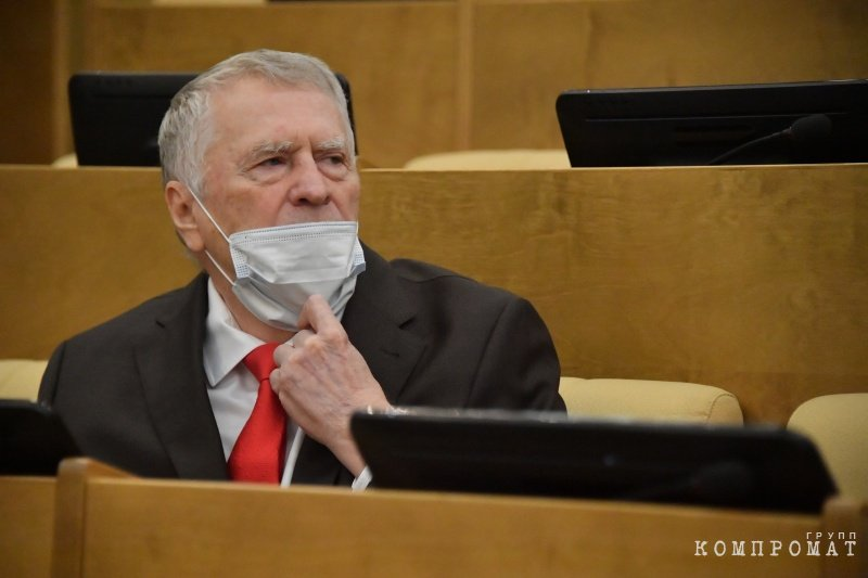 """Жириновский """"на подсосе"""" у государства: как ЛДПР разбрасывается бюджетными миллиардами"""