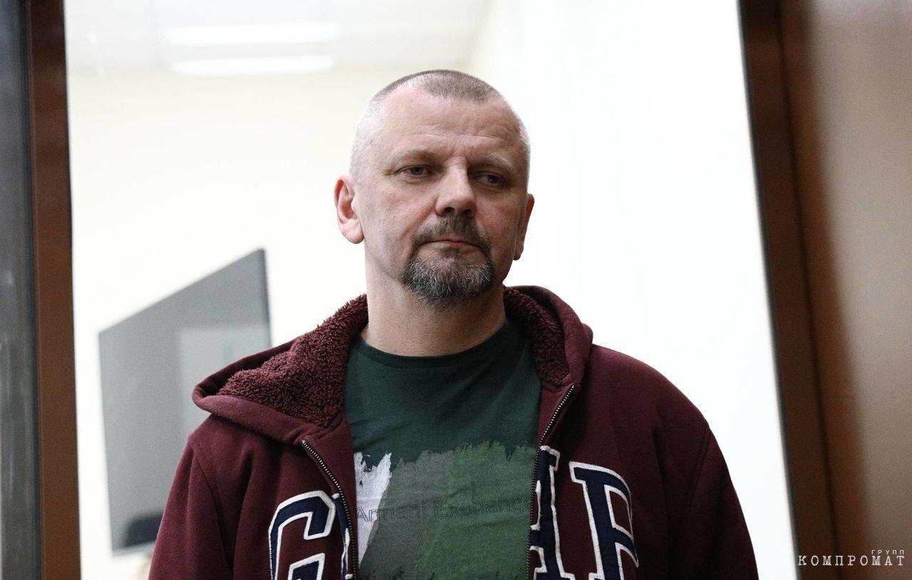 Николай Мастрюков