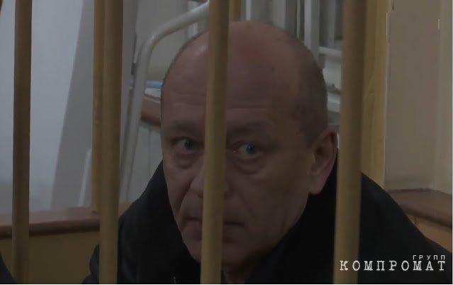 заключенный Соколов Сергей Юрьевич 1953 г. р. за решеткой в январе 2018 года