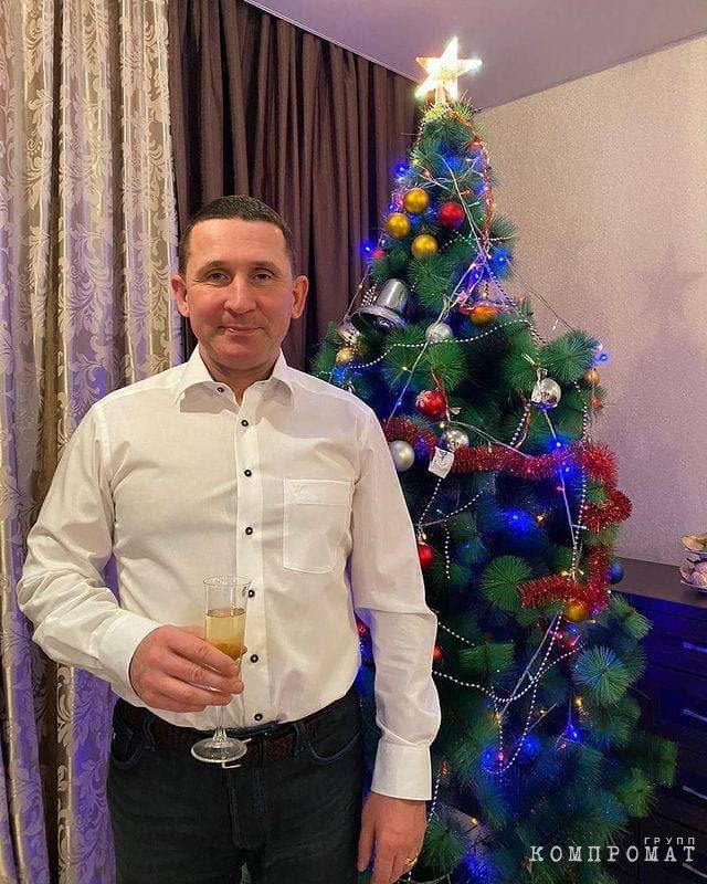 Депутат Вячеслав Ершов наслаждается жизнью