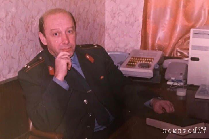 Владимир Георгиевич Ершов, отец депутата Вячеслава Ершова