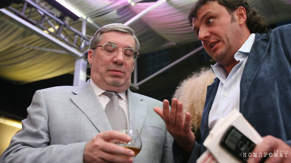 Таран Эдуард Анатольевич. Президент РАТМ Холдинга - обнаглевший от безнаказанности рейдер