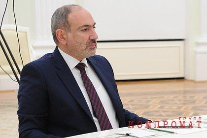 Путин обозначил Пашиняну свою позицию по ситуации в Армении