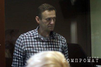 Прокурор попросила сократить срок наказания Навальному на 50 дней