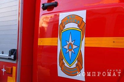На газопроводе в Оренбургской области прогремел взрыв