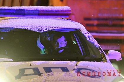 Правнучка маршала Жукова на Lexus сбила пешехода в Москве