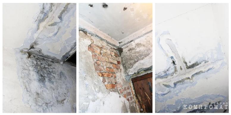 Подъезды аварийных домов в Суоярви