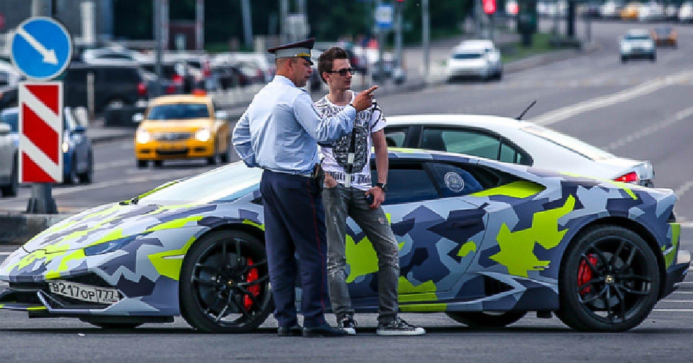 Максим Якубец-любитель спортивных авто