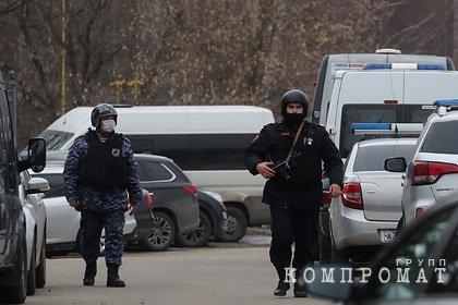 Следователи проверят действия участкового после стрельбы в Мытищах