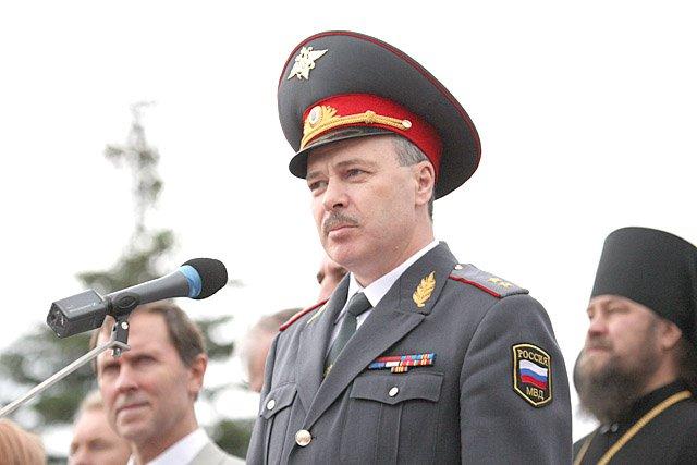 Генерал Александр Олдак