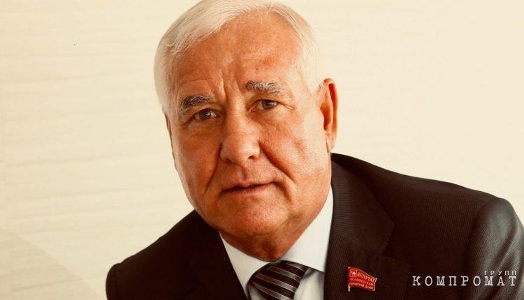 Виталий Рыльских с 90-х годов был партнером Александра Аристова