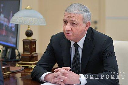 Путин отправил в отставку главу Северной Осетии