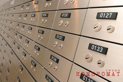 В Москве из банковской ячейки похищено 50 миллионов рублей