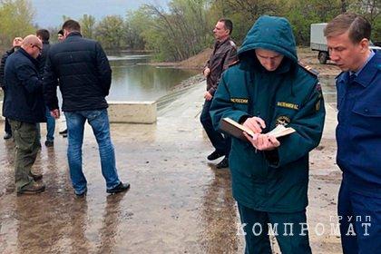 В России плотину за 170 миллионов рублей прорвало после первого паводка