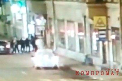 Чеченца задержали после резни в центре Петербурга