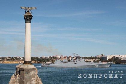 В Госдуме оценили планы США направить военные корабли в Черное море