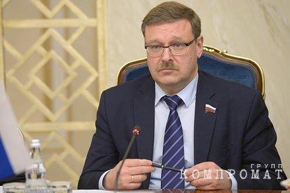 В Совфеде отреагировали на отказ Киева ехать в Минск на переговоры по Донбассу