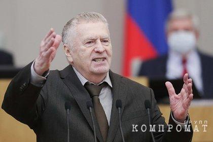 Жириновский решил стать чемпионом мира по участию в выборах президента