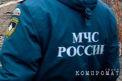 Два человека погибли при падении самолета в российском регионе