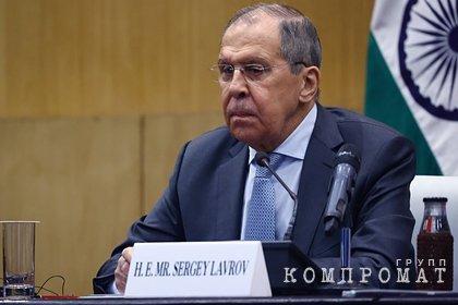 Лавров заявил о готовности России поставлять вакцину в другие страны