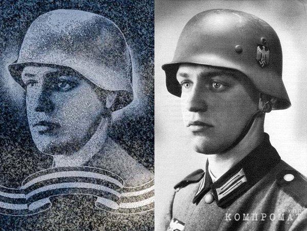 И снова «кино и немцы»: для памятника «Защитникам Отечества» в Тобольске выбрали образ «идеального арийского солдата» Вернера Гольдберга