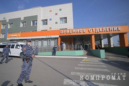 Врачи рассказали о состоянии пострадавших при стрельбе в казанской школе детей