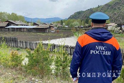 В Хакасии введен режим ЧС из-за паводков