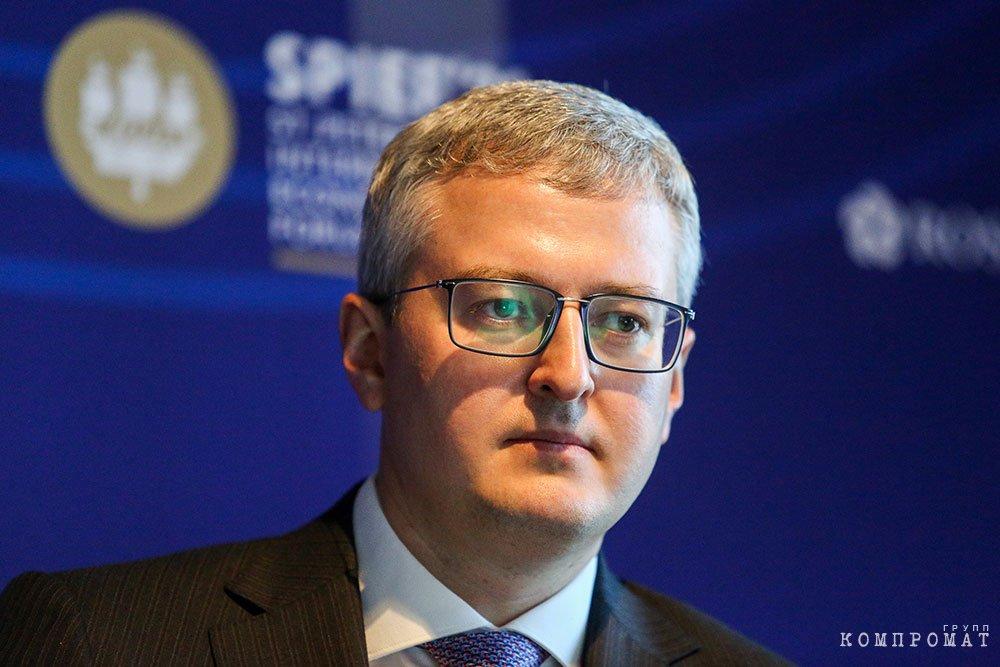 Губернатор Камчатского края Владимир Солодов