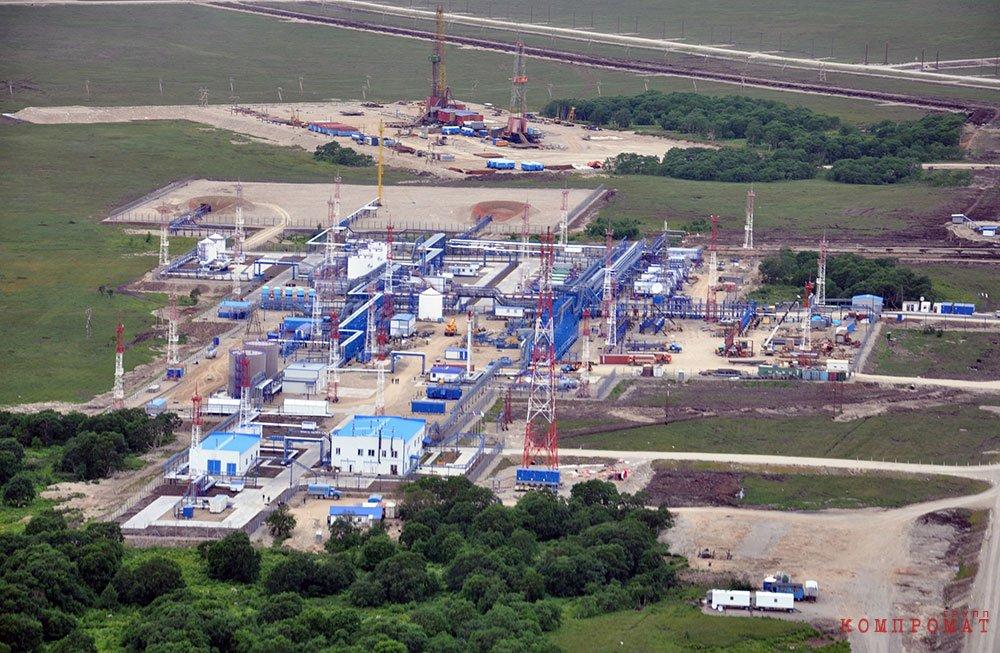 Добыча газа на Камчатке. Нижне-Квакчикское газовое месторождение