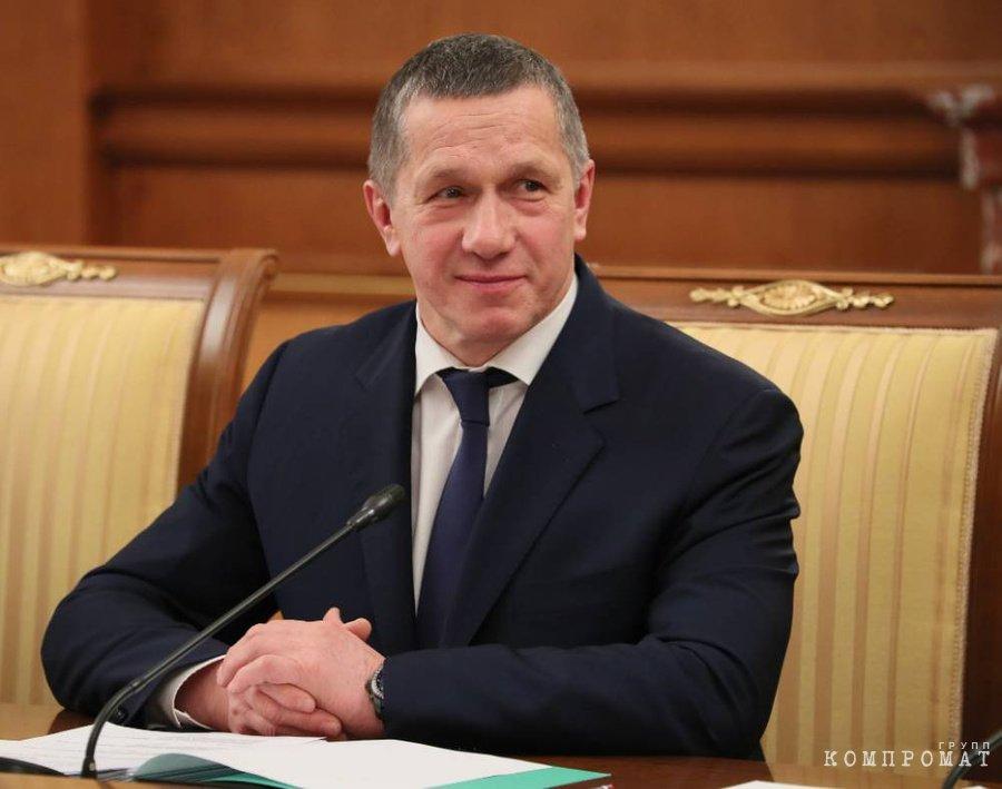 Полпред президента на Дальнем Востоке Юрий Трутнев