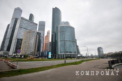 21-летняя девушка выпала с 86 этажа башни в Москва-Сити