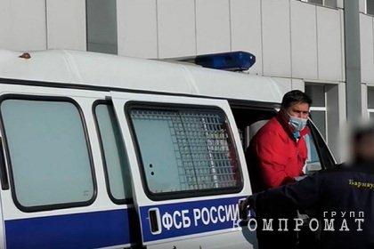 ФСБ задержала министра транспорта Алтайского края по подозрению во взятке