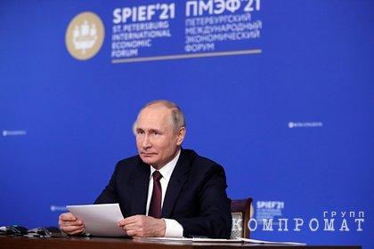 Путин пообещал помочь желающим вакцинироваться в России иностранцам