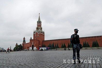 Суд арестовал акциониста Крисевича на два месяца за стрельбу на Красной площади