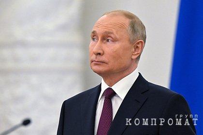 В Кремле захотели разобрать завалы на встрече Путина и Байдена