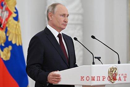 Путин ответил на вопрос о введении локдауна