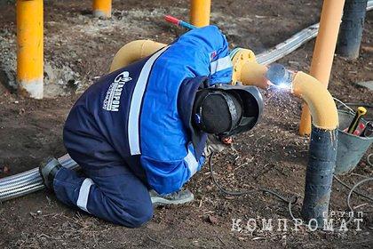 Госдума приняла закон ЕР о бесплатном подключении россиян к газу