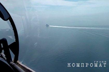 Посол предупредил о жестком ответе на следующие провокации у берегов Крыма