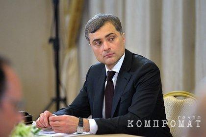 Сурков заявил об идее вернуть Крым в 90-х