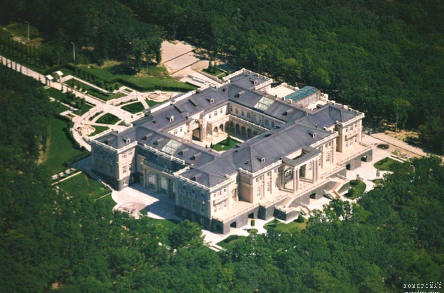 Знаменитое строение на мысе Идокопас в с. Прасковеевка