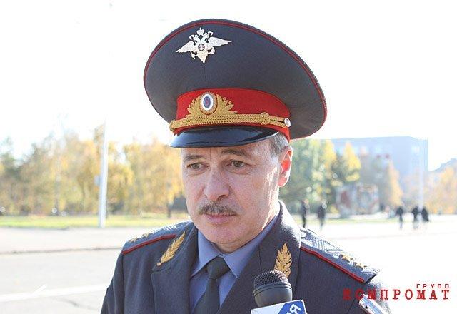 Генерал Олдак ожидает в гости следователей?
