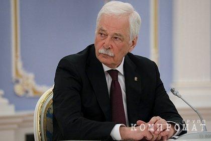 В России предложили провести переговоры по Донбассу в очном формате