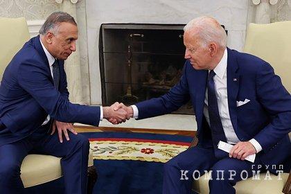 В Госдуме прокомментировали решение о выводе войск США из Ирака