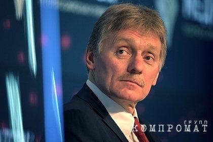 Песков исключил введение локдауна в России