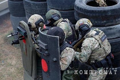 В России стартовали учения Росгвардии Заслон-2021