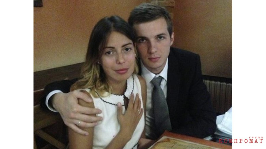 Кристина Потупчик и Антон Бердов