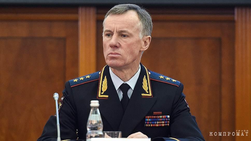 Александр Горовой видит себя преемником Владимира Колокольцева?