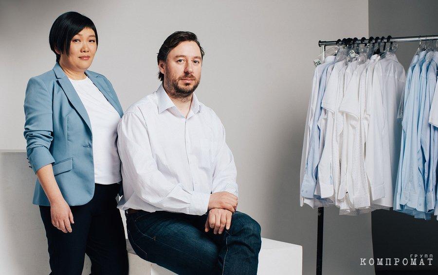 Супруги Татьяна и Владислав Бакальчук
