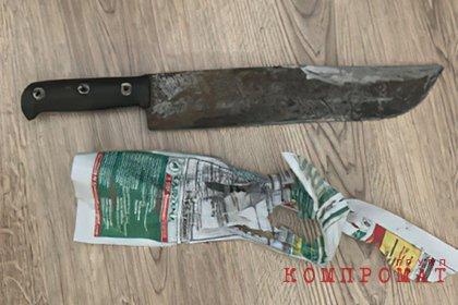 Россиянин из-за квартиры напал на родственника с мачете и покончил с собой